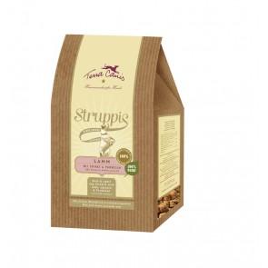 Struppis - Lamm mit Spinat & Parmesan