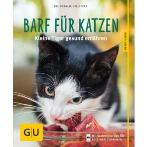 """Buch """"Barf für Katzen"""""""