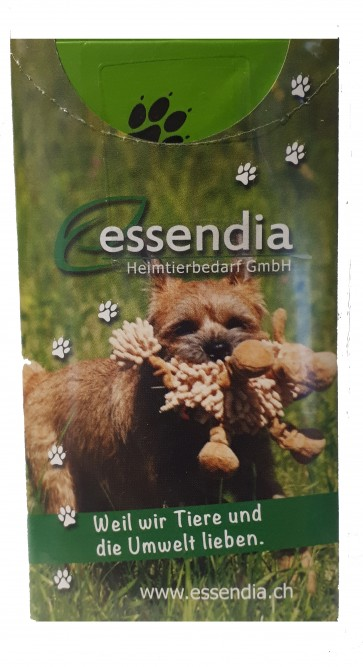 Take-it easy Hundekot-Beutel von essendia, im Taschentuch-Format