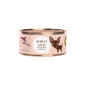 Hund / Mini-Menü getreidefrei - Huhn (mit Pastinake & Kamille)