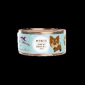 Hund / Mini-Menü getreidefrei - Lamm (mit Zucchini & Dill)