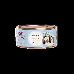 Hund / Mini-Menü getreidefrei - Pferd (mit Steckrübe, Fenchel & Salbei)