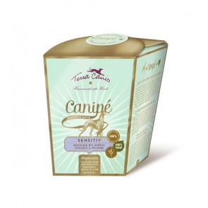 Canipé Knusperkugeln - getreidefrei - Kaninchen (mit Kartoffeln, Gemüse, Pflaumen & Aprikosen)