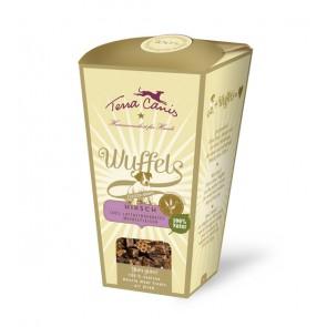 Wuffels Mini - getreidefrei - Hirsch 100% Muskelfleisch