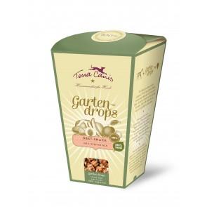 Gartendrops - getreidefrei - Obst-Snack