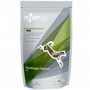 Leckerchen Hypoallergenic Treat MINI (Pferd) Hund 125g / HHT