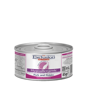 CAT Hypoallergenic Pork & Potato (Schwein & Kartoffeln) NF / 85g