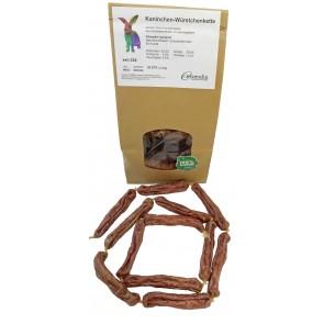 Kaninchen-Würstchenkette 20STK ca. 150g